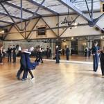 Sporta dejas, seminārs